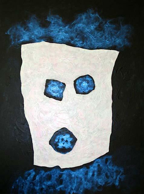 """""""Alabaster Mask"""""""