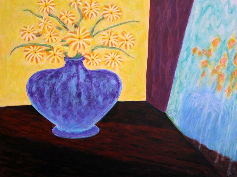 """""""Purple Vase"""""""