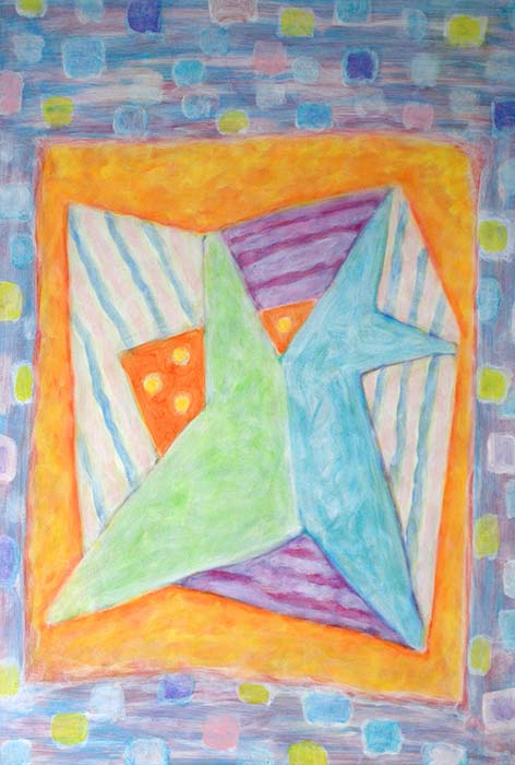 """Star Abstract"""