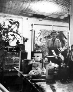 Malcolm Doran In Studio, 1967