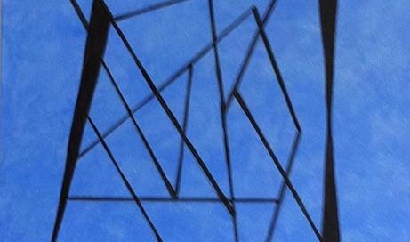 """Abstract 1 Blue BG"""